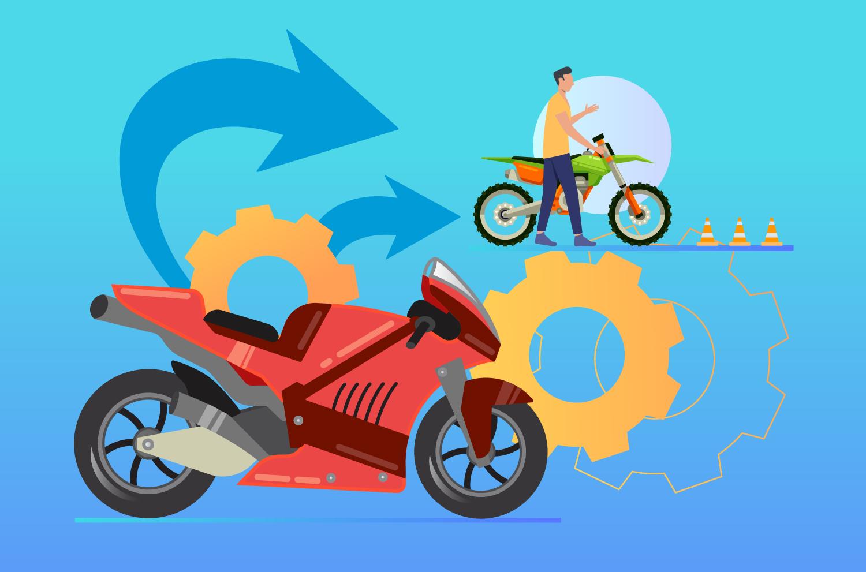 Corsi di guida moto CEE